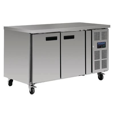 Table réfrigérée 2 portes 228L