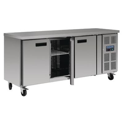 Table réfrigérée positive 3 portes 339L