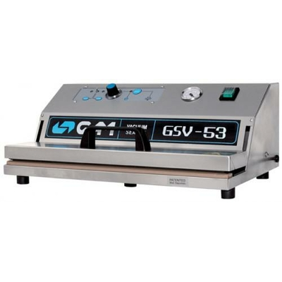 Machines sous-vide de table GAM-I GSV53