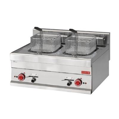 Friteuse électrique Gastro M 65/71 FRE 2x 10L