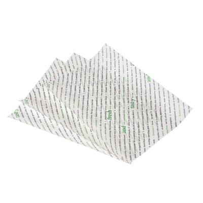 Papier sulfurisé Fresh et Tasty par 500