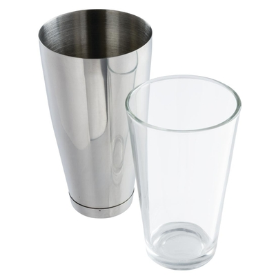 Shaker type Boston et verre APS
