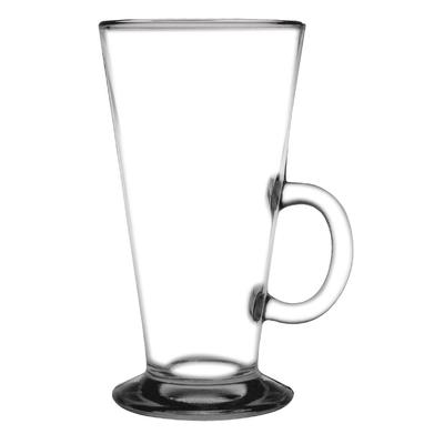 Verres boissons chaudes en verre trempé par 12