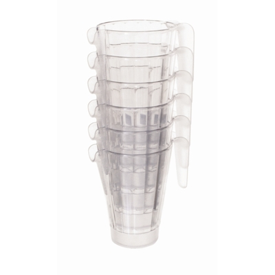 Cruche en polycarbonate empilable 1,5 ltr
