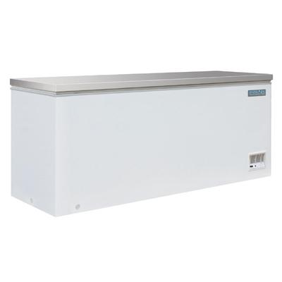 Congélateur coffre  inox Polar 587L