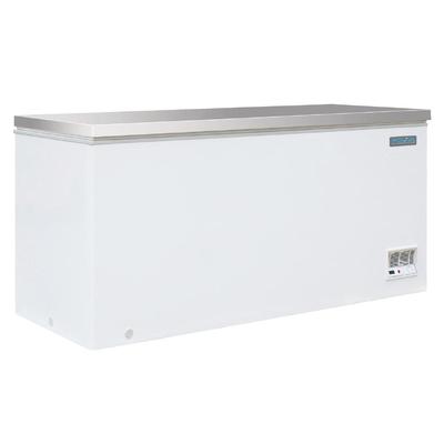 Congélateur coffre  inox Polar 516L