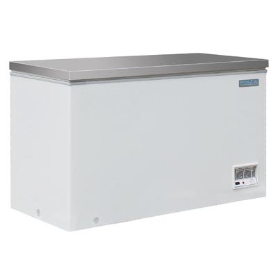 Congélateur coffre  inox Polar 385L