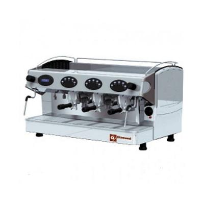 Machine à café expresso 3 groupes, avec display
