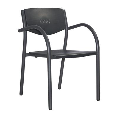 Chaises d'extérieur design empilables par 8