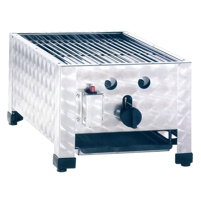 Gril Barbecue Gaz Inox de table