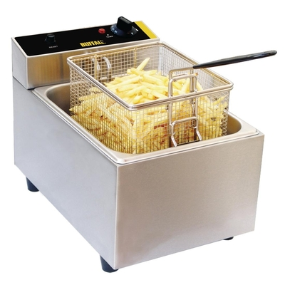 Friteuse de comptoir simple 5L