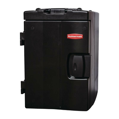Conteneur Catermax 50 noir Rubbermaid