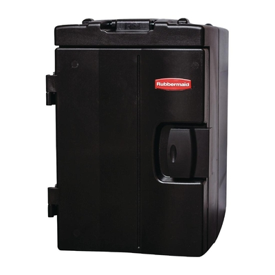 Conteneur Catermax 100 noir Rubbermaid