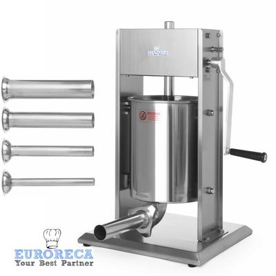 Machine à saucisse Profi Line inox 10L
