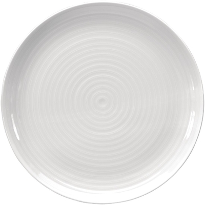 Assiette plate Intenzzo White 310mm par 4