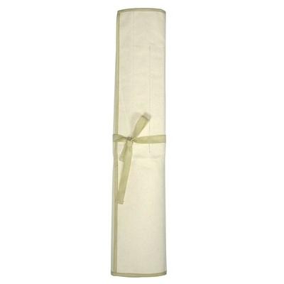 Étui à couteaux en tissu 11 compartiments