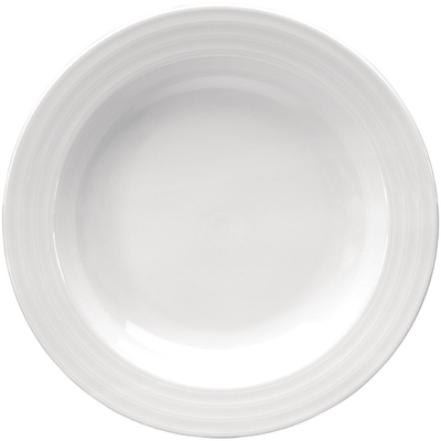 Assiette Intenzzo White 250mm par 4