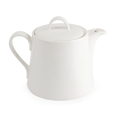 Théières, cafetières en porcelaine fine 880ml Lumina par 2