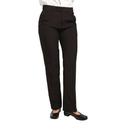 Pantalon de service femme noir