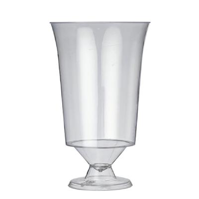 Verres à vin jetables Plastico 180ml par 10