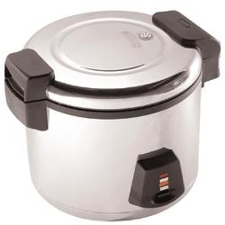 60 portions H Marmite /à riz /électrique Buffalo 10L Dimensions: 395 x 485 Capacit/é: 23L x 555 de riz cuit // 10L de riz sec Puissance : 2.95kW L mm P