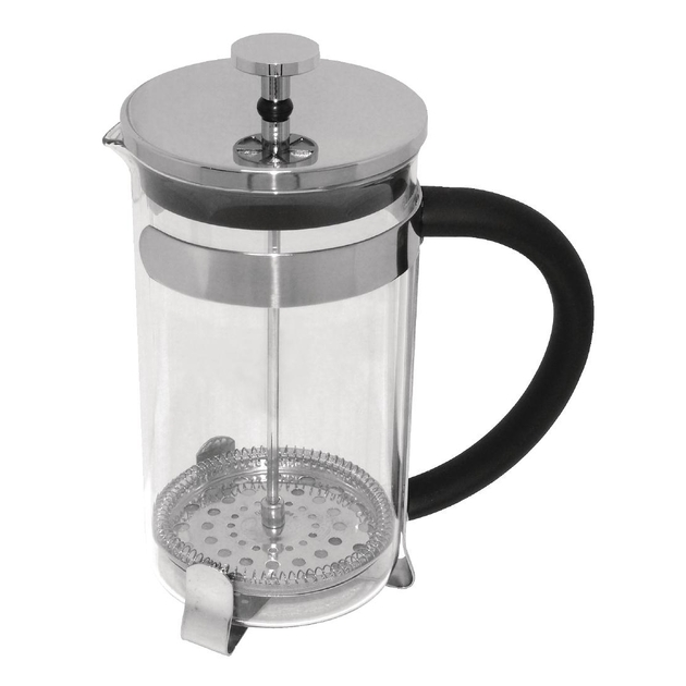 Cafeti re piston en acier inoxydable 6 tasses service - Cafetiere a piston avis ...