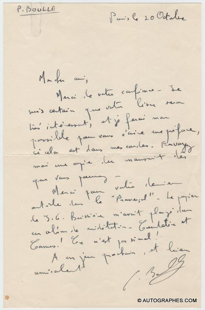 lettre-autographe-pierre-boulle-1