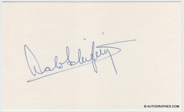 autographe-lalo-schifrin