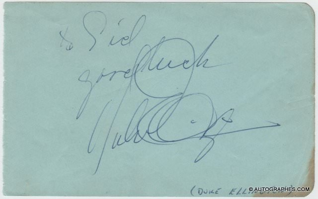 autographe-duke-ellington-1