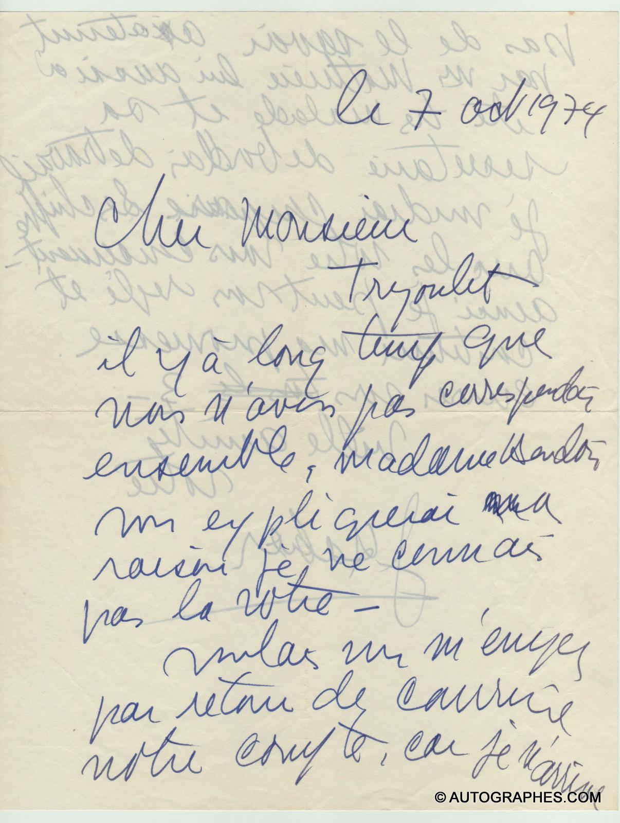 lettre-autographe-signee-josephine-baker-1974-1