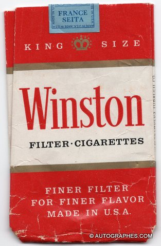 paquet-winston-dedicace-serge-gainsbourg-fin-50s-verso