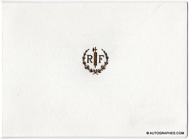carte-de-voeux-signature-autographe- charles-de-gaulle-et-yvonne-de-gaulle-1