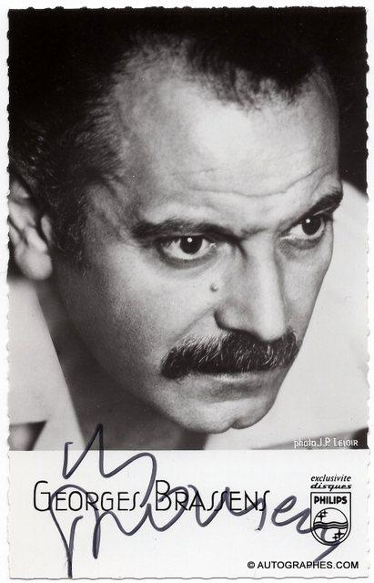 photographie-signature-autographe-georges-brassens-1