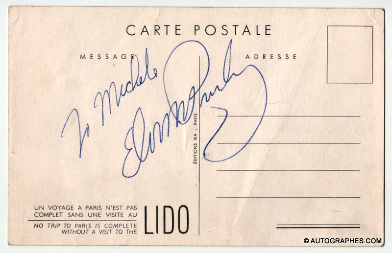 carte-dedicace-autographe-elvis-presley-lido-paris