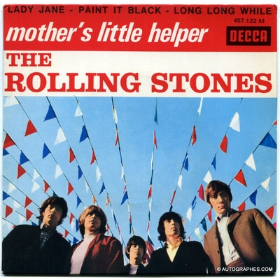 signatures-autographes-brian-jones-keith-richards-disque-mother-s-little-helper-rolling-stones-1