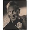 Maurice CHEVALIER - Photographie grand format dédicacée et signée (1948)