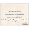 carte-autographe-signée-Jacqueline-Kennedy-Jackie-Onassis-1