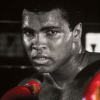 Mohamed ALI (Cassius CLAY Jr., dit)