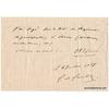 billet-autographe-signe-colonel-de-gaulle-506e-regiment-de-chars-blindés