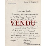 lettre-autographe-signee-marcel-pagnol-1