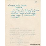 manuscrit-autographe-marcel-pagnol-le-premier-amour-2