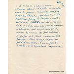 manuscrit-autographe-marcel-pagnol-le-premier-amour-1