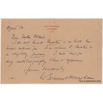 lettre-autographe-somerset-maugham-theatre-1935
