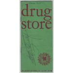 Menu-Drugstore-Publicis-signature-autographe-Edith-Piaf-1