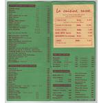 Menu-Drugstore-Publicis-signature-autographe-Edith-Piaf-3