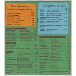 Menu-Drugstore-Publicis-signature-autographe-Edith-Piaf-4