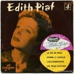 signature-autographe-edith-piaf-sur pochette-disque-super-45-tours-la-vie-en-rose-1