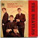 signature-autographe-john-lennon-sur-super-45-tours-From-Me-To-You-Beatles-1