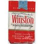 paquet-winston-dedicace-serge-gainsbourg-fin-50s-recto