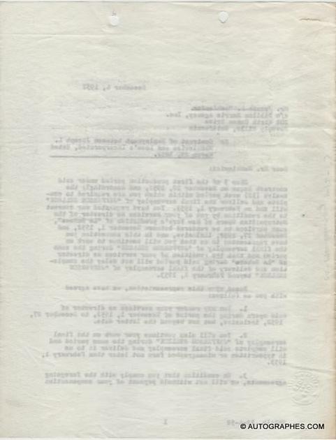 contrat-signature-autographe-joseph-mankiewicz-1-2